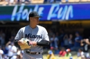 MIA 0, LAD 9; Dodgers finish off Marlins to complete three-game sweep