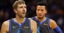 Mavs' Jalen Brunson admits his first and only season with Dirk Nowitzki was 'special'
