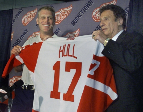 How Detroit Red Wings have fared in free agency over the years: Hits and misses