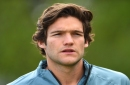 Chelsea news: Marcos Alonso feeling 'very good' under Frank Lampard's style of play