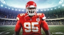 Chiefs pass rusher Chris Jones' holdout status remains uncertain