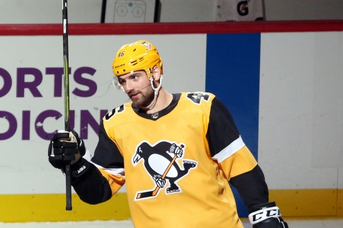 Quietly, it's Zach Aston-Reese's arbitration day