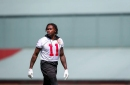 Julio Jones reporting to training camp, as expected