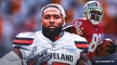 Browns WR Odell Beckham Jr. wants to beat Jerry Rice's yardage record