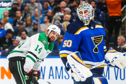 Jamie Benn's best days with the Stars are behind him, could a decrease in ice time be next?