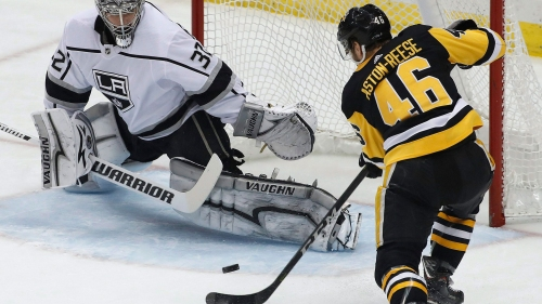 Penguins sign Zach Aston-Reese to two-year contract