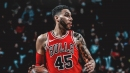 Bulls' Denzel Valentine hoping to show improvement after recovering from reconstructed ankle