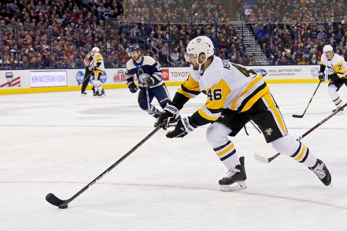 Zach Aston-Reese Re-Signs With Pittsburgh Penguins