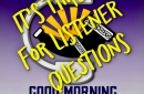 Good Morning Gjallarhorn invites you: It's Time For Listener Questions