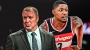 Tommy Sheppard says Washington has no plans to trade Bradley Beal if he declines extension