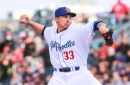 Minors: Bachar bounces back with strong outing for Sod Poodles