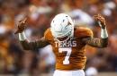 A semifinalist in 2018, Texas safety Caden Sterns returns to the Thorpe Award's radar