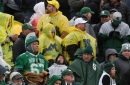 College football head-to-head spreads: Michigan favored by 2½ wins vs. MSU
