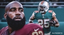 DeAngelo Hall says there's 'nobody' better than Dolphins corner Xavien Howard