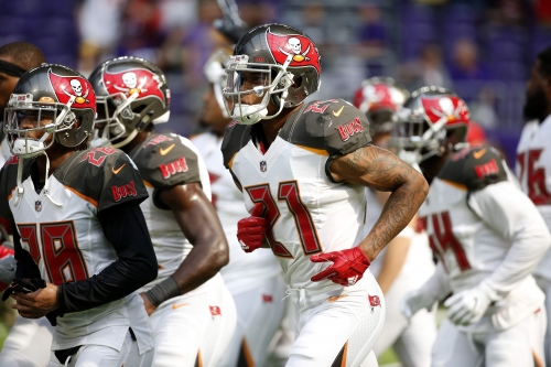 Injuries will sideline Bucs safety Justin Evans, quarterback Nick Fitzgerald for the start of training camp
