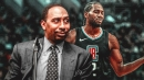 Stephen A. Smith claims Kawhi Leonard's Uncle Dennis was asking suitors for 'houses, planes, sponsorship, guaranteed sponsorship money'