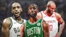 Report: Celtics' Kemba Walker, Bucks' Khris Middleton, Rockets' PJ Tucker intend to stick with Team USA this summer