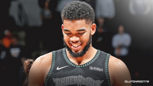 Timberwolves' Karl-Anthony Towns says he has 'been held back to 40 percent' of his talent level