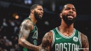 Knicks' Marcus Morris says he meant no disrespect by spurning Spurs in free agency