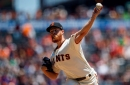 Giants option Conner Menez to Triple-A after strong MLB debut