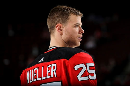 Mirco Mueller Re-Signs With New Jersey Devils