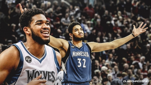 Karl-Anthony Towns thinks the Timberwolves will 'have a really good team' in 2019-20