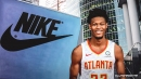 Hawks rookie Cam Reddish agrees to deal with Nike