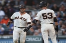 Giants' magic continues with another thrilling comeback, Panik stuns the Cubs