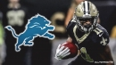 Lions place wideout Tommylee Lewis on PUP list