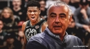 Bucks owner Marc Lasry addressed tampering concerns during owners meeting with Giannis Antetokounmpo's free agency looming in 2021