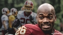 Redskins RB Adrian Peterson being sued by Pennsylvania lender for millions