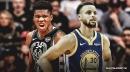 Bucks' Giannis Antetokounmpo, Warriors' Stephen Curry early favorites to win 2020 NBA MVP