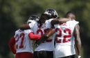 Falcons' defense already hit with more injuries in camp
