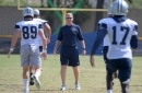 """The """"starting"""" 53 for Cowboys training camp"""