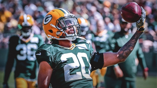 Report: Packers' Kevin King is healthy to start training camp