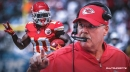 Andy Reid says Chiefs have trust in Tyreek Hill
