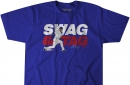 The new Swag & Tag Javy Baez T-shirt has dropped from BreakingT!