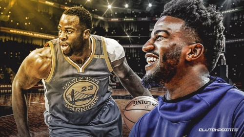 Timberwolves' Jordan Bell admits he learned a lot from Draymond Green during time with Warriors