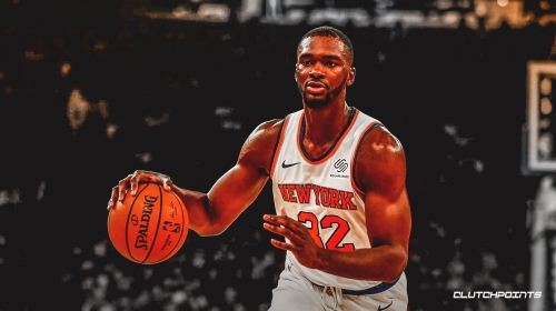 Timberwolves' Noah Vonleh credits Knicks for letting him spread his wings