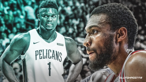 Hawks' Jabari Parker advises Pelicans' Zion Williamson — Be your 'best self'