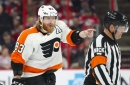 Who has the Flyers' most untradeable contract?
