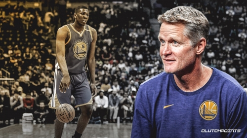 Steve Kerr admits Warriors 'would've been in big trouble' had they lost Kevon Looney