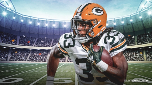 Pro Football Focus ranks Packers' RB Aaron Jones the seventh-best running back in the NFL