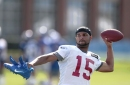 Giants' practice report, 7/25: Sterling Shepard injury, Daniel Jones' day, Lorenzo Carter, more