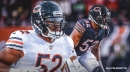 Bears pass rusher Khalil Mack is not satisfied with his production from last season