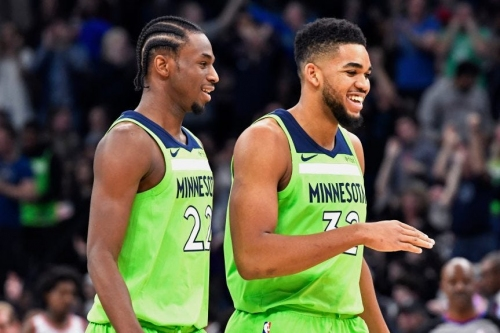 Top 5 NBA duos: T-Wolves should be further along with Towns-Wiggins