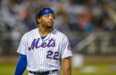 Mets' Dominic Smith heads to 10-day injured list with stress reaction in left foot