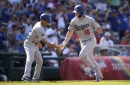 Rookie Will Smith homers, drives in six runs in return to Dodgers