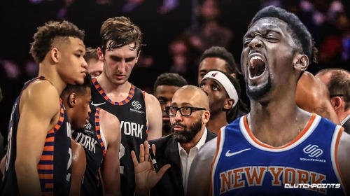 Bobby Portis says New York's bench will be one of the best in the NBA