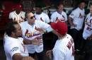 Cards notebook: Molina still in pain; Fowler catches a break